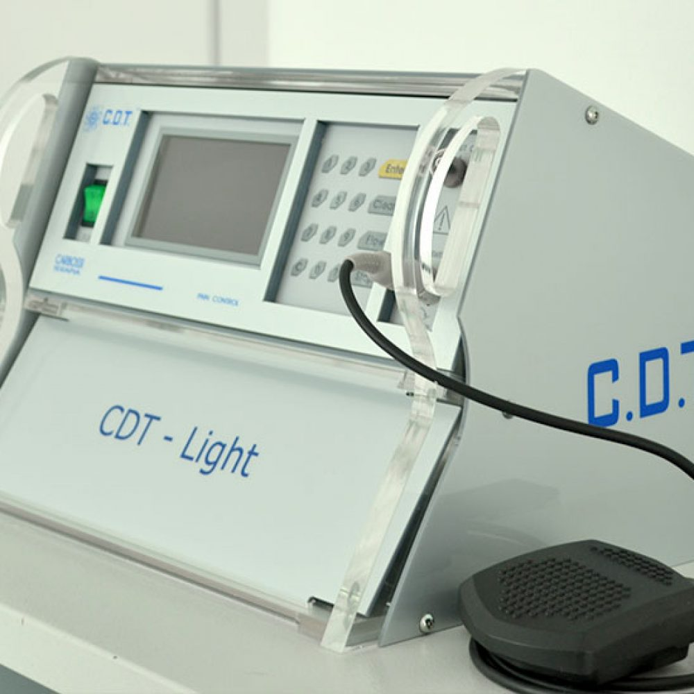 CDT Light - Device Certificato per Carbossiterapia